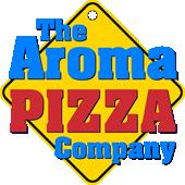 Aroma Pizza Logo